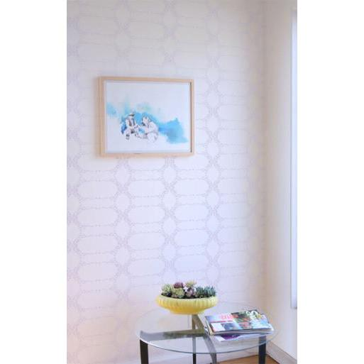 Elizabeth Geometric Wallpaper  Madison&Grow Wallpaper - 7