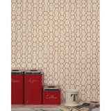 Madison Geometric Wallpaper  Madison&Grow Wallpaper - 6