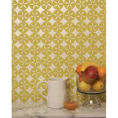 Maggie Geometric Circle Wallpaper  Madison&Grow Wallpaper - 2