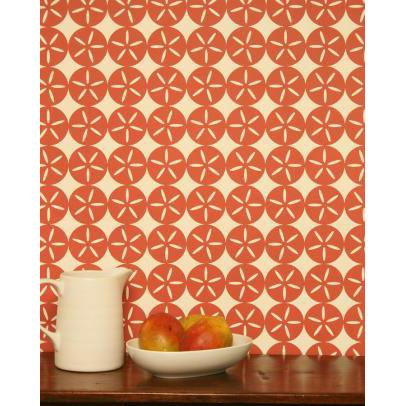 Maggie Geometric Circle Wallpaper  Madison&Grow Wallpaper - 4