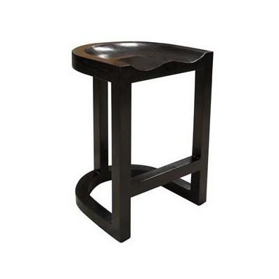 Saddle Stool  NOIR Stool - 2