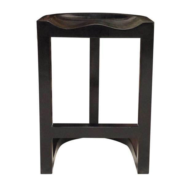 Saddle Stool  NOIR Stool - 3