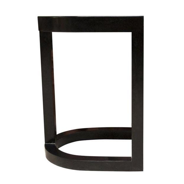 Saddle Stool  NOIR Stool - 4