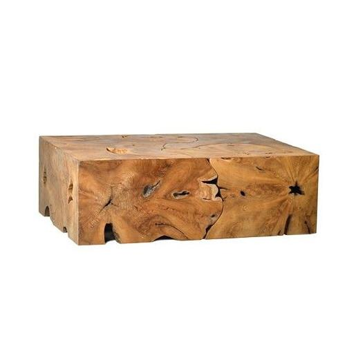 Teak Root Coffee Table  NOIR Coffee Table - 1