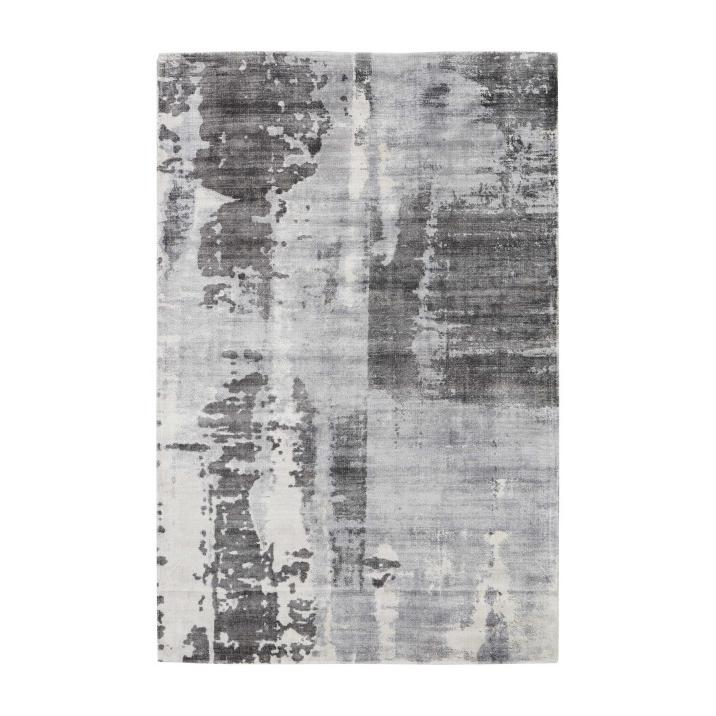 Safari Dreams Area Rug Rugs Nourison Light Grey 8'x11'