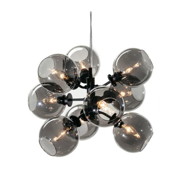 Atom Pendant Light Grey NUEVO Pendants - 2