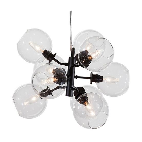 Atom Pendant Light Clear NUEVO Pendants - 4