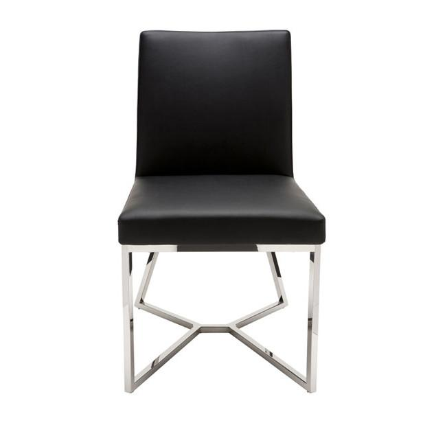 Patrice Chair Black NUEVO Chairs - 1