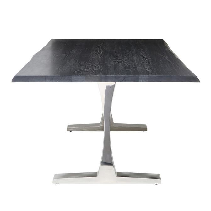 Toulouse Dining Table Tables NUEVO Medium Oxidized Grey