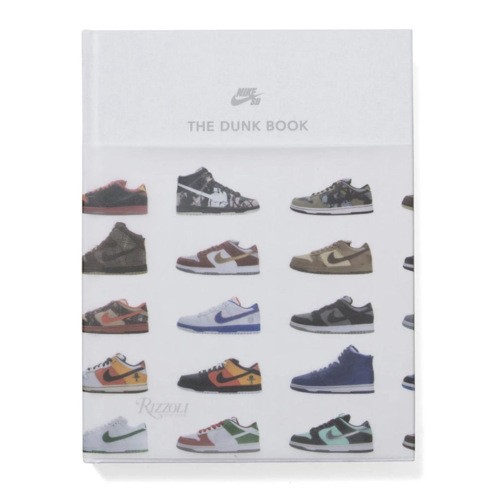 Nike SB The Dunk Coffee Table Book Coffee Table Books Random House/ Rizzoli