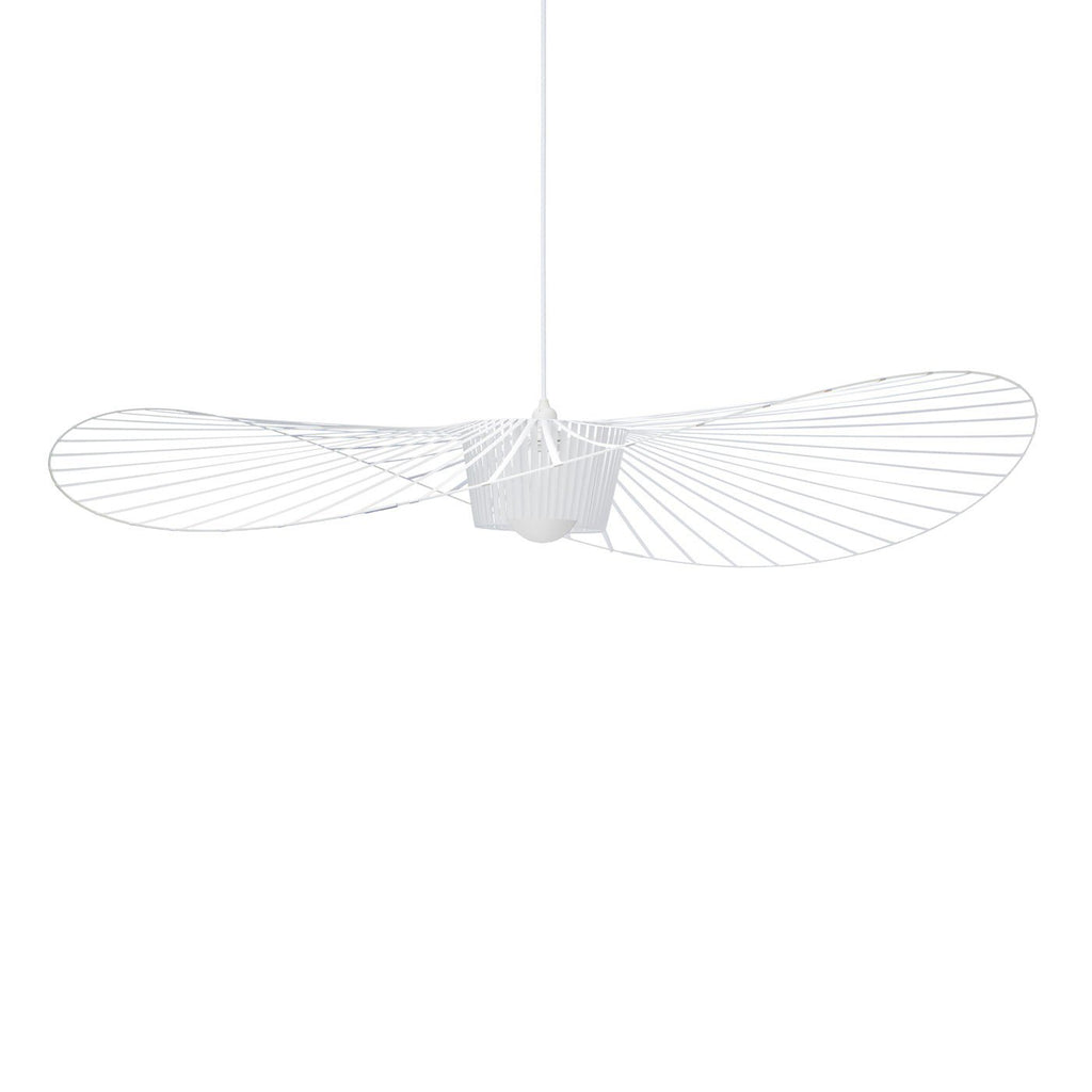 Vertigo Pendant Lighting Petite Friture Small White