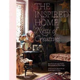 The Inspired Home Nests of Creatives Book  Random House, Inc. Coffee Table Books