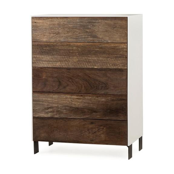 Cardosa 5-Drawer Dresser Dresser Resource Decor
