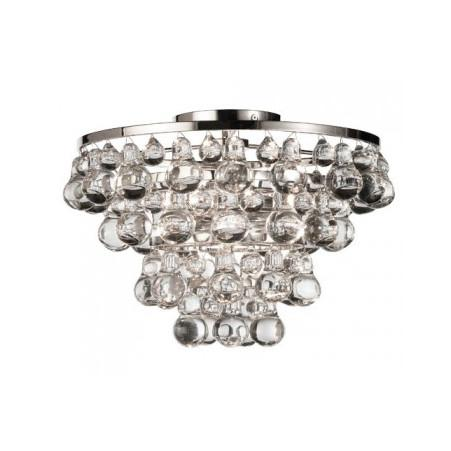 Bling Flushmount Polished Chrome Robert Abbey Lighting - 3