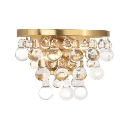 Bling Sconce Gold Robert Abbey Lighting - 2