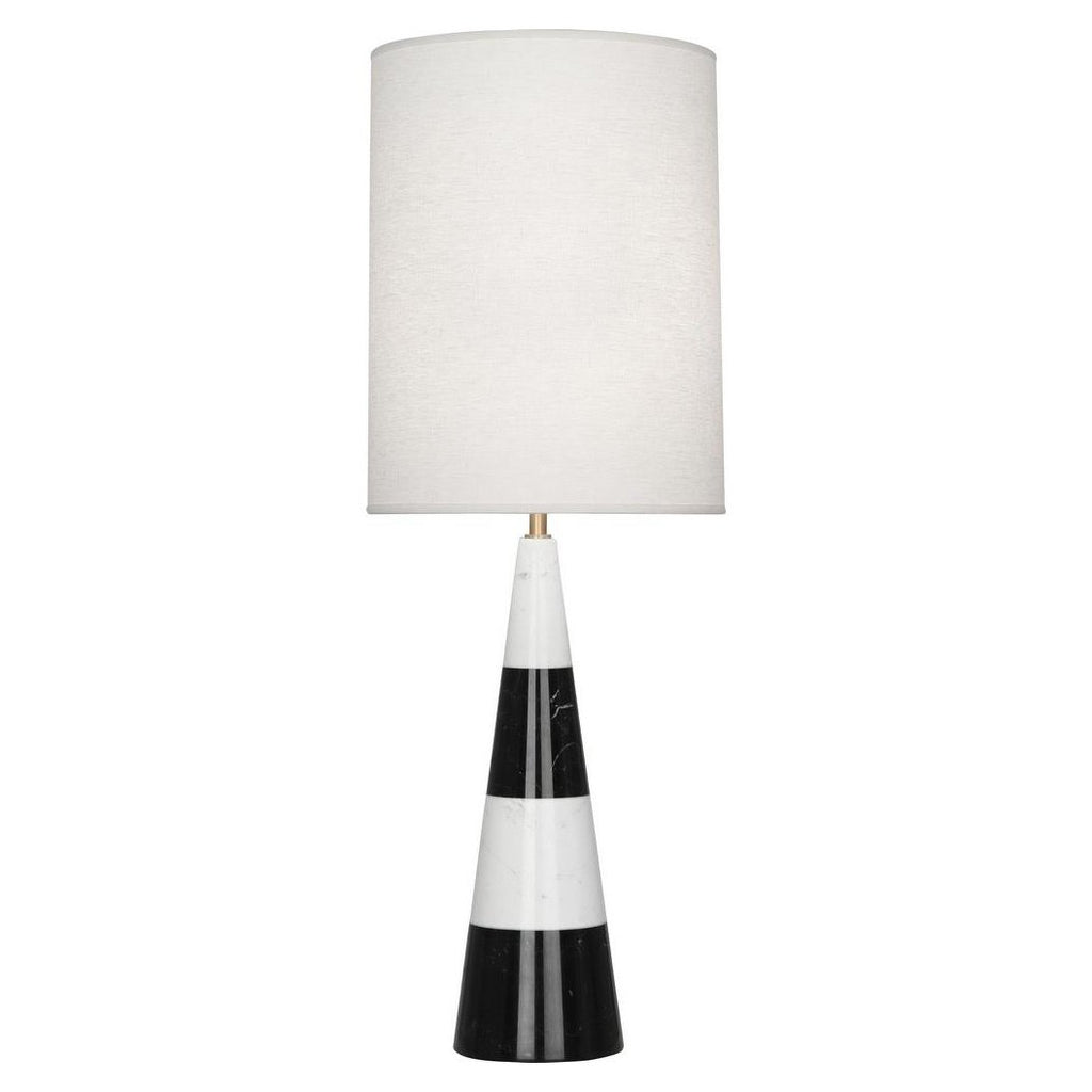Johnathan Adler Canaan Table Lamp Table Lamp Robert Abbey White Shade