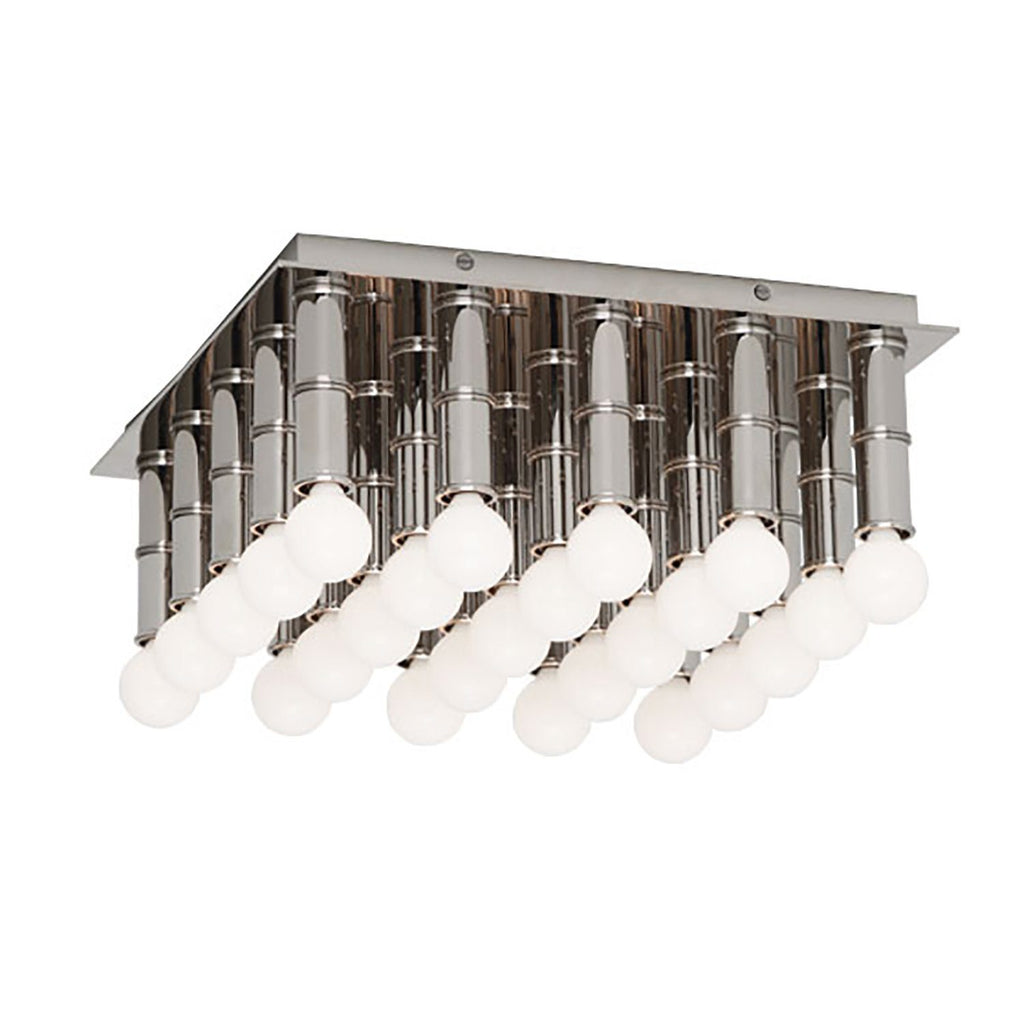 Meurice Flushmount Sconce Robert Abbey POLISHED NICKEL