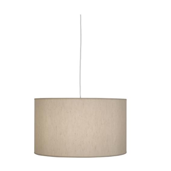 Elena Pendant Lighting Robert Abbey Large Taupe