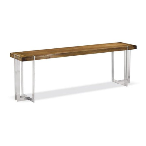 Tucker Console Walnut Table