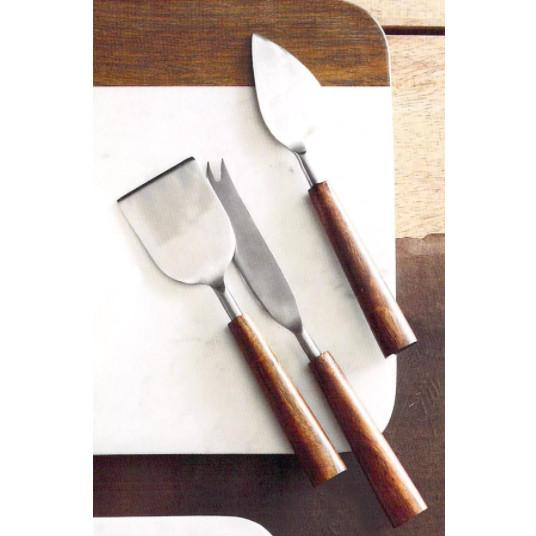 Aldo Oval Cheese Knives