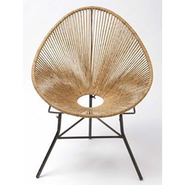 Ellipse Side Chair Natural ROOST Chairs - 2