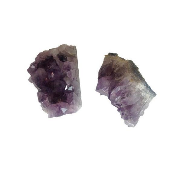 Geode Bookends  A. Sonoma Accessories - 1