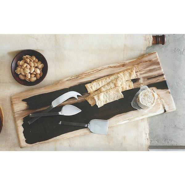 Petrified Wood Cheese Board  ROOST Serveware - 2