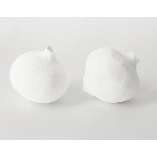 Porcelain Pomegranate Vase  Roost Accessories - 3