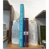 Selenite Bookends  ROOST Accessories - 2