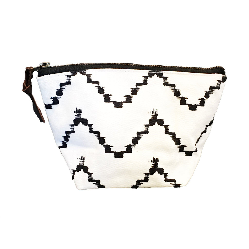 Zig Zag Sumaya Pouch Small ROOST tote - 3