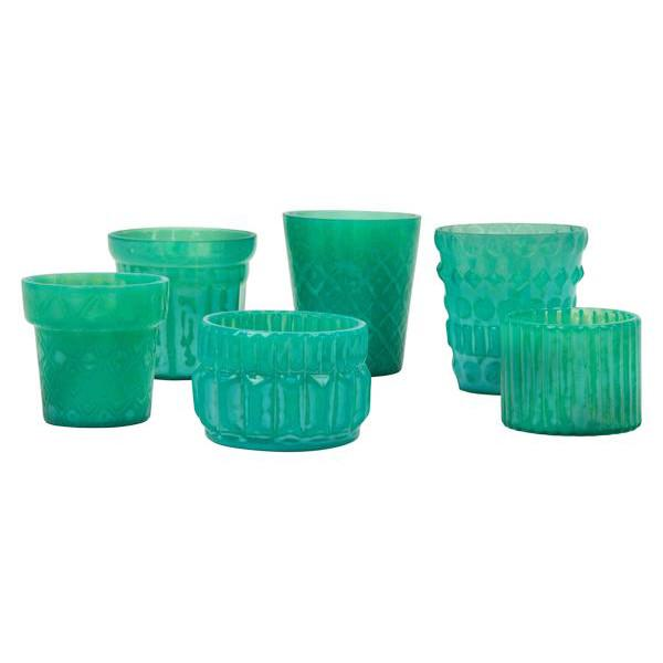 Verre Tealight Holders  ROOST Candles - 1