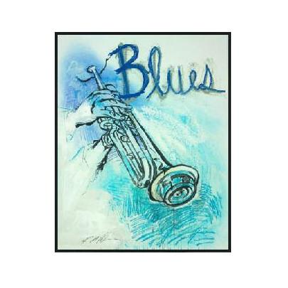 Blues Wall Art  Rosenbaum Fine Art Wall Decor