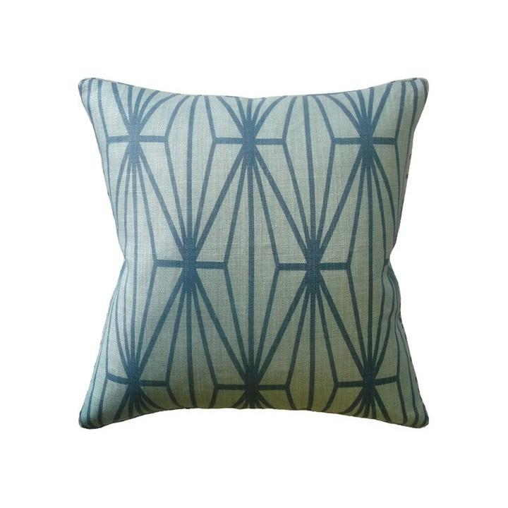 Katana Pillow Blue Ryan Studio Pillows - 2