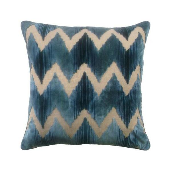 Watersedge Aqua Pillow  Ryan Studio Pillows