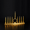 O Menorah Candle Holder
