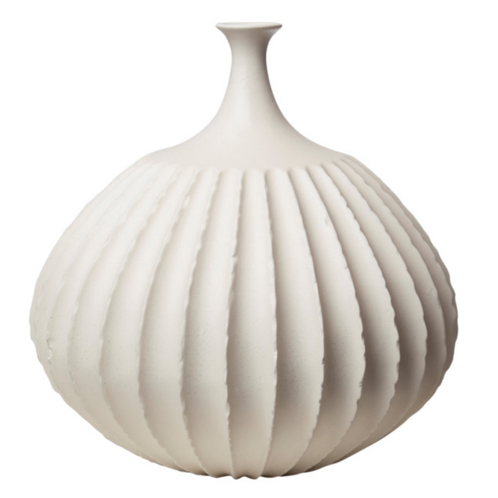 Sawtooth Ceramic Vases vase Global Views Small