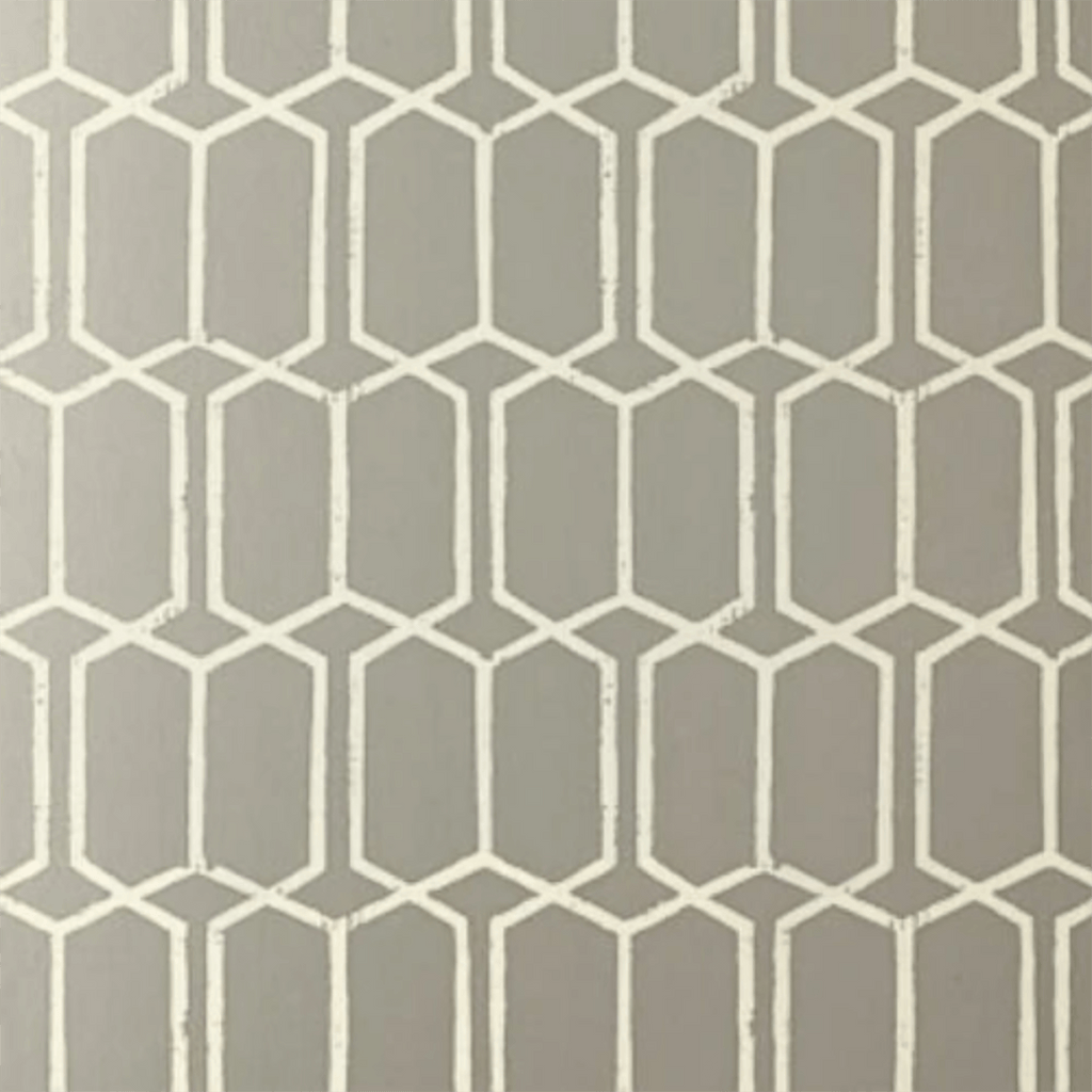 Modern Trellis Wallpaper