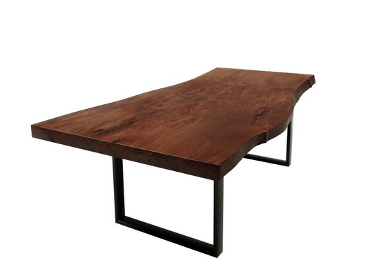 Vanillawood Walnut Slab Table  VANILLAWOOD Unknown - 1