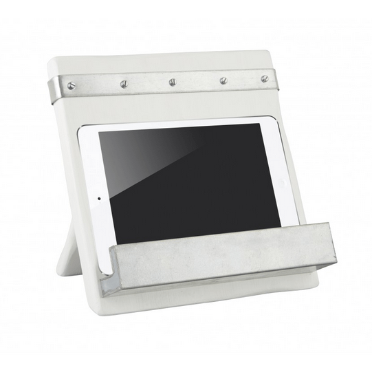 Ipad/ Cookbook Holder White Europe2You Accessories