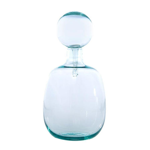 Profile Glass Bottle Vase