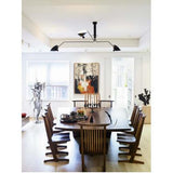 Black Ceiling Lamp  Stil Novo Lighting - 3