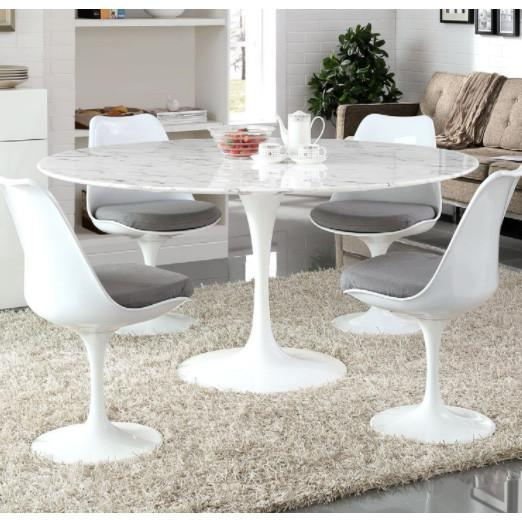 Marble Tulip Dining Table  Stil Novo Tables - 3
