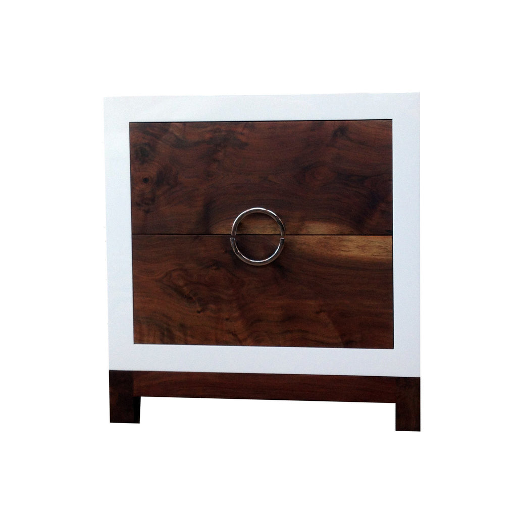 Sudee Bedside Table  VANILLAWOOD Side Table