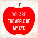Sugarboo Designs: Apple of My Eye Wall Art  Sugarboo Wall Decor