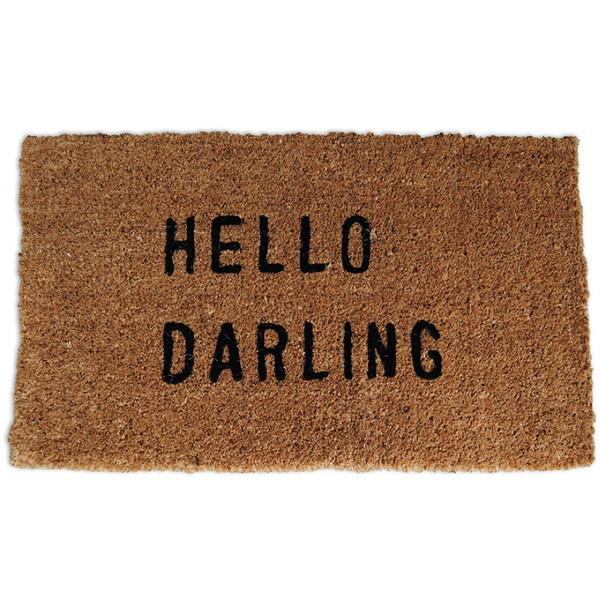 Sugarboo Door Mats Hello Darling Sugarboo Door Mat - 3