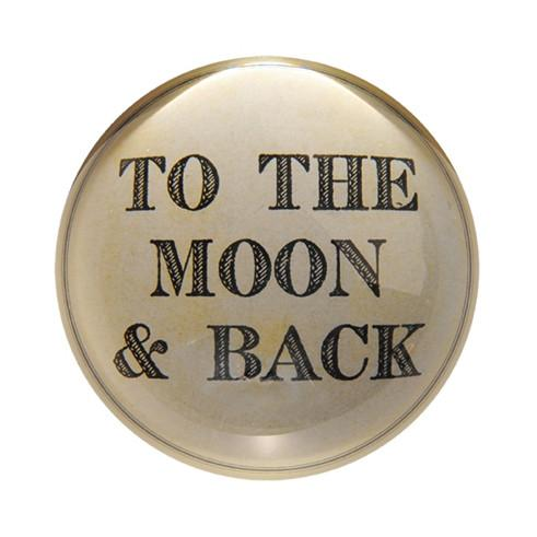 Sugarboo Paperweights To The Moon and Back Sugarboo Paper Weight - 9