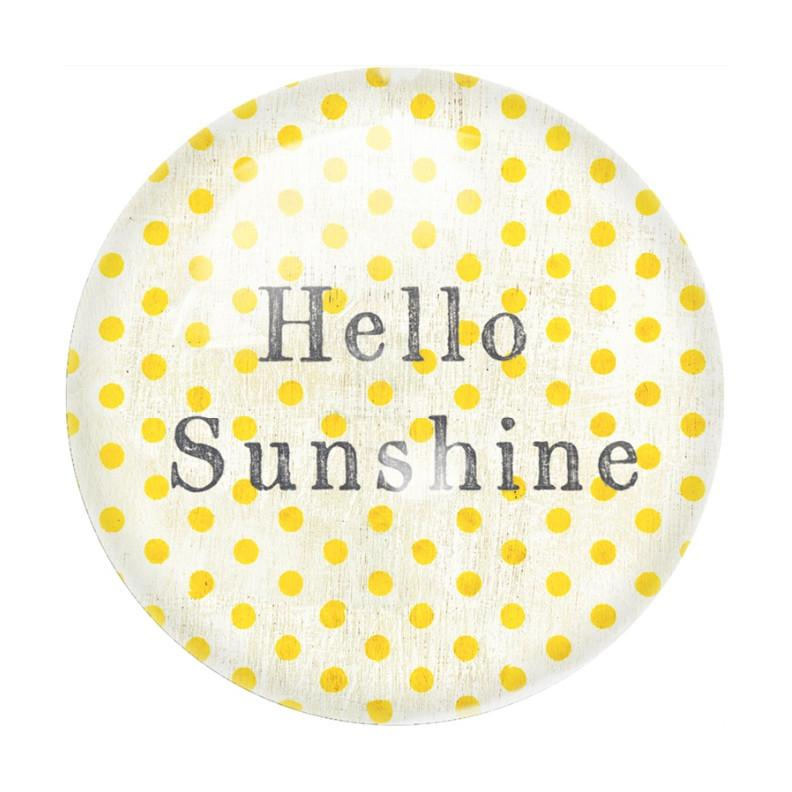 Sugarboo Paperweights Hello Sunshine Sugarboo Paper Weight - 1