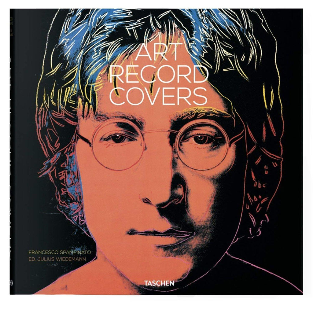 Art Record Covers Coffee Table Book Coffee Table Books Taschen