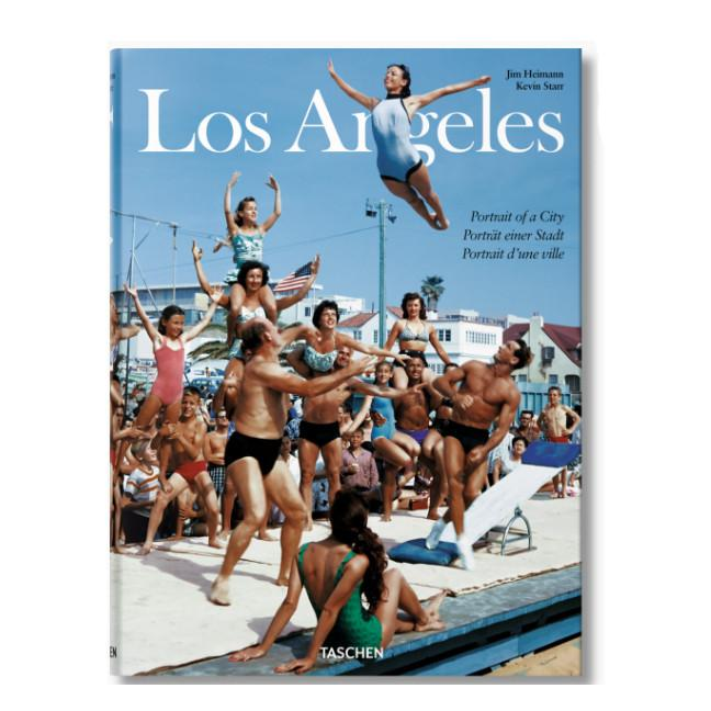Los Angeles: Portrait of a City Coffee Table Book Coffee Table Books Taschen