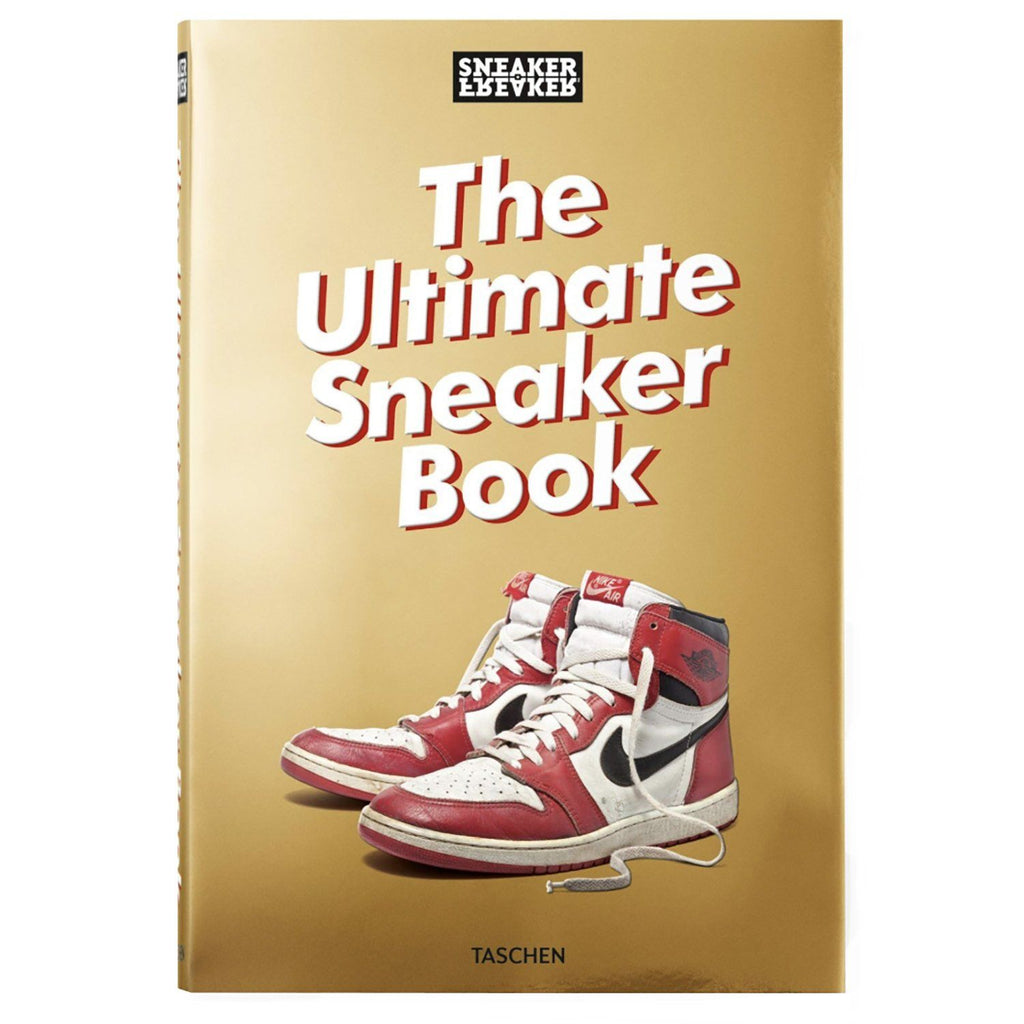 The Ultimate Sneaker Coffee Table Book Coffee Table Books Taschen